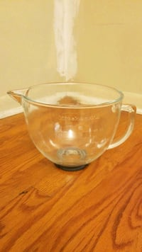 KitchenAid Mixer 12 cup 96 oz. Glass Bowl Bethlehem