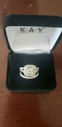 Engagement Ring sz 6 White Gold paid $2700.00 2 yr Charles Town, 25414