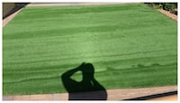 USA quality Synthetic Turf 255 sq ft Henderson, 89044