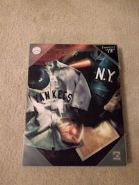 NY Yankees painting (New)