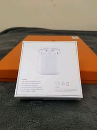 Apple Airpods 2nd generation with Wireless Charging Case  Laurel, 20708