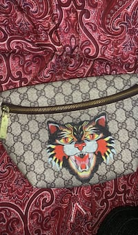Gucci tiger print GG monogram phanny pack negotiable Surrey, V3T 5S2