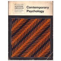 CONTEMPORARY PSYCHOLOGY BOOK Hanover