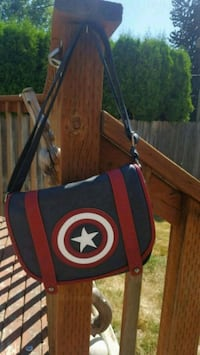 Captain America loungefly purse Tacoma, 98422