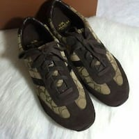 Womens coach shoes