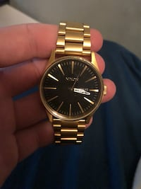 Men's gold watch Concord, 28027