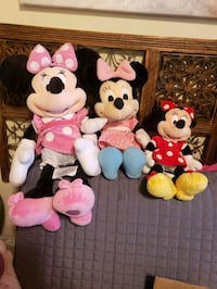 Big Collection of Disney Characters. Lots of