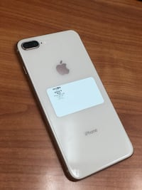 Rose Gold iPhone 8+ 64GB (CARRIER UNLOCKED)