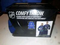 New Vancouver Canucks Comfy Throw  Milton, L9T 3Z7