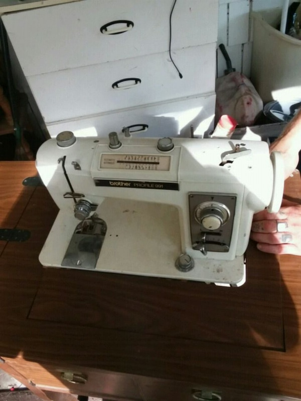 Used Sewing Machine Working Great For Sale In Eunice Letgo Unique Used Sewing Machines