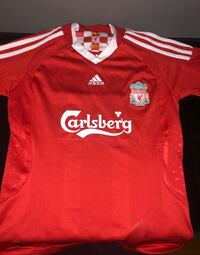 Womans Liverpool jersey