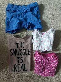 Baby girl clothes 6m-9m Mississauga, L5M 4Z5