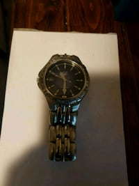 Mint Condition Men's Fossil watch made for a small Windsor