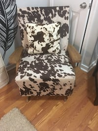 White and  brown chair Henrico, 23229