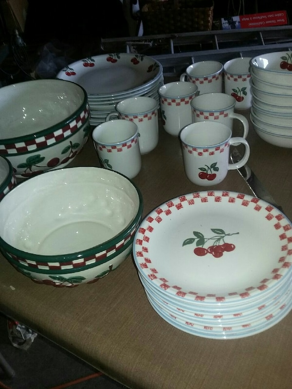 ceramic dinnerware sets