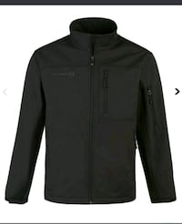 black zip-up jacket Modesto, 95350