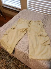 Stone touch board shorts
