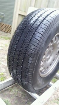 FIRESTONE wilderness (LE)TIRE with Rim like new Newport News, 23607
