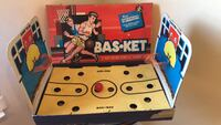 Collectors 1960 Cadaco Basketball Game New Freedom, 17349