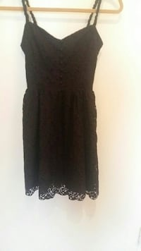 ARITZIA TALULA BLACK DRESS