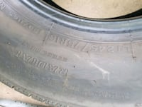 I have 4 lt245/75r16 Bridgestones tires in good shape Alexandria, 22306