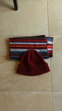 Hat and Scarve Vaughan, L6A 1A8