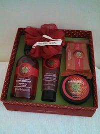 the body shop of strawberry gift set London, N6H 1T3