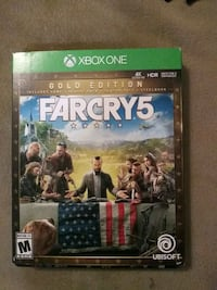 Farcry 5 gold edition includes steelbook