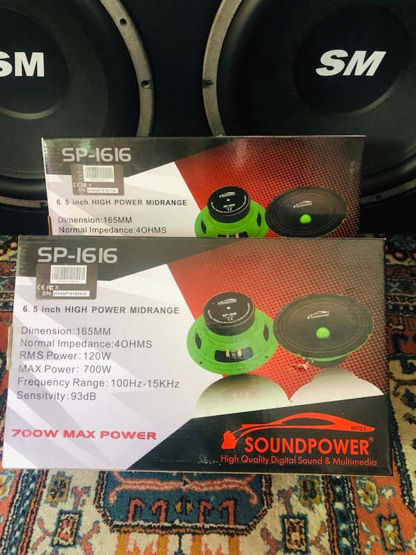 Soundpower SP1616 4