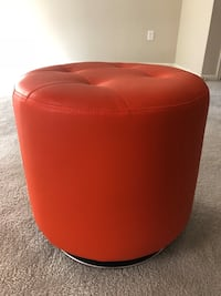 Barely used swivel ottoman Silver Spring, 20902
