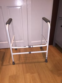 white and gray walking frame Liverpool, L13 6RX