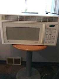 GE over range microwave. works great only under lights don't work.