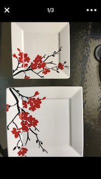 Red Blossom Plates Fort Myers, 33908