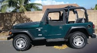 1997 Jeep Wrangler - Great for Hunting or Off-Roading! Kapolei