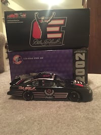 02 Dale Earnhardt legacy 124th action collectible stock car.     Littlestown, 17340