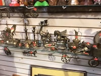 Brass Figurines Collectibles $5-$25 Birds Deer & more!!! New Westminster, V3M 3P1