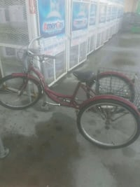 black and red cruiser bike Rockville, 20853