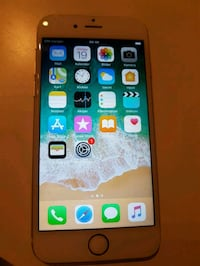 IPhone 6 Gold 16gb 6246 km