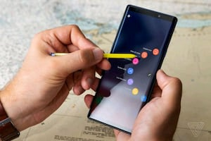 Galaxy Note 9 *All carrier supported