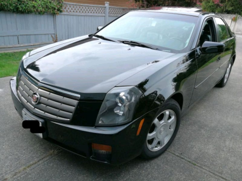 83K km Cadillac CTS  7175730a-7619-4aac-9fc2-515552967394