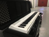 Yamaha P-105 with Gator case stand and seat Annapolis Junction, 20701