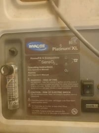 MAKE OFFER invacare platinum xl