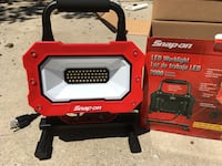 Snap-on LED WORKLIGHT 2000 LUMENS Fremont, 94555