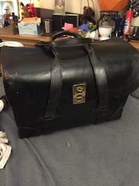 WWII era government issue briefcase.   Will trade for a car battery Las Vegas, 89183