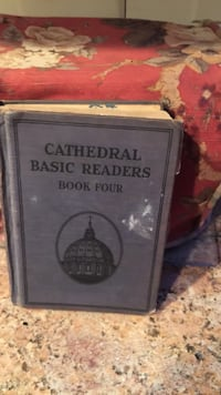 Cathedral basic readers book four Naperville, 60540