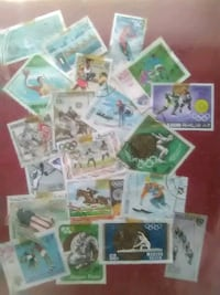 assorted football trading card collection Lubbock