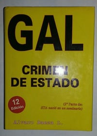 Gal crimen de estado.  Collado Villalba, 28400