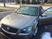 Nissan Altima 2.5 S.E  2006 Burlington