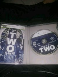 Army of two Xbox 360 (no scratches) Tampa, 33612