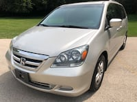2005 Honda Odyssey Ex-L 105K Miles Leather Sunroof clean title  East Dundee, 60118